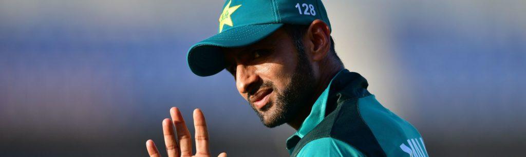 Shoaib Malik: The world badly needs Indo-Pak matches to resume
