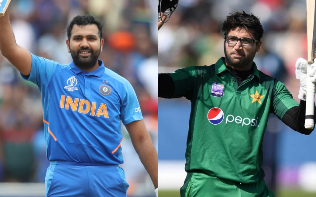 Former India player compares Imam ul Haq to Rohit Sharma in ODIs format