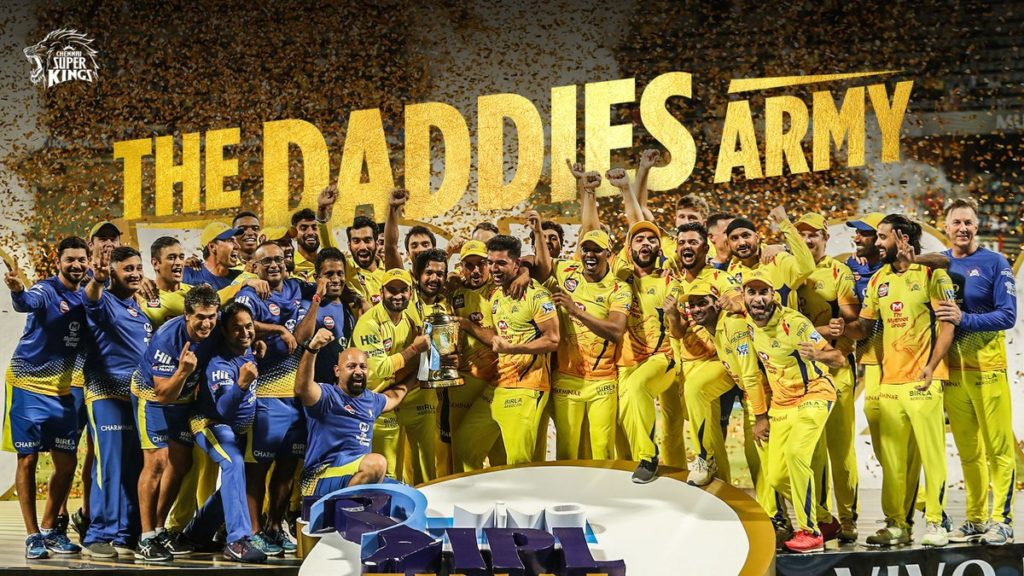 Chennai Super Kings to travel first at UAE for IPL