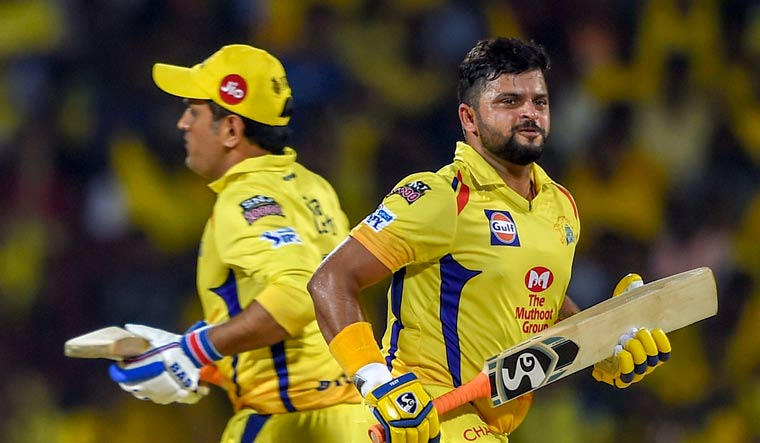 MS Dhoni to decide if Suresh Raina will return to CSK or not